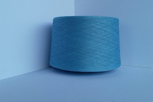 Stratos Blue 10 - Combed Cotton Yarn - NE 16/2 - 1.65kg