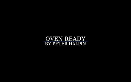 Oven Ready - a comedy duologue about a couple getting ready to leave the house