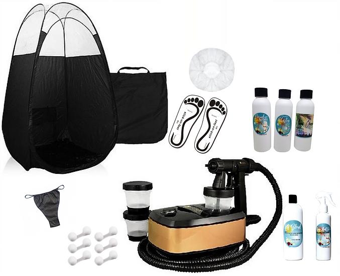 Aura Allure Spray Tan Starter Kit