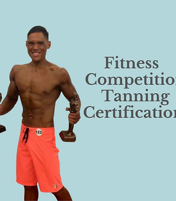 Perfecting The Art of Fitness Competition (In Person)