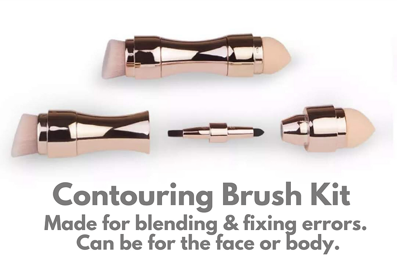 Contouring 4 in 1 Brush