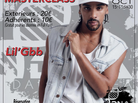 Lil' GBB Dancehall Masterclass