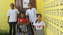 Ema ho Defisiénsia ezije ba Governu Timor-Leste, atu defende direitu defisiénsia AGORA