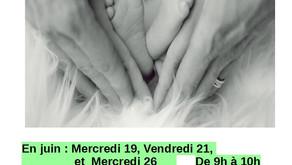 """Groupe de Sophrologie """"Post accouchement"""""""