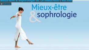 Programme Mieux être avec la Sophrologie