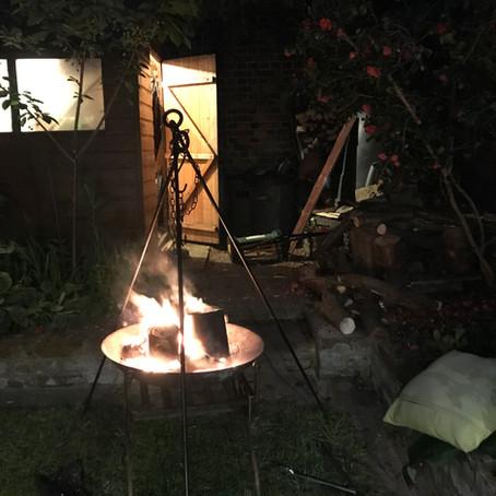 Backyard Bushcraft