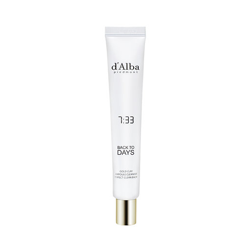 d'Alba - 7:33 Back to days Cleansing Balm 50ml
