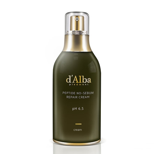 d'Alba - Peptide No-Sebum Repair Cream