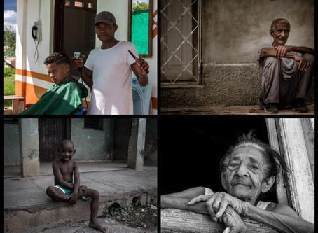 Awarded portrait photography contest