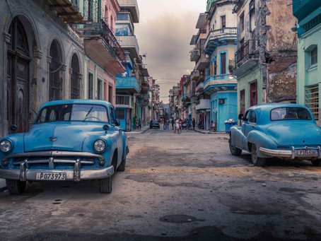 Tourism without borders - Cuba