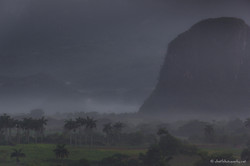 Late evening in Vinales