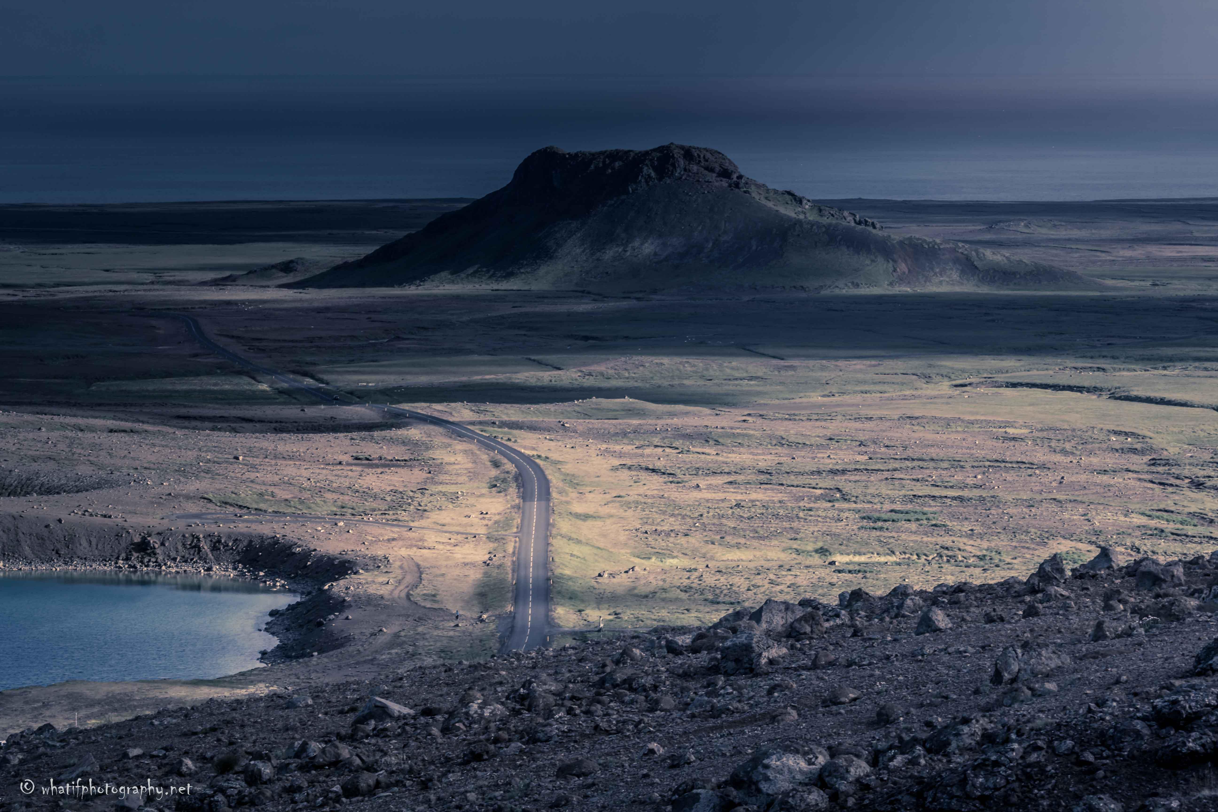 Krysuvik area, Iceland