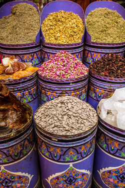 Smells of Marrakesh
