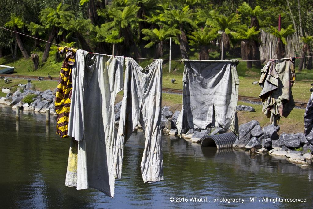 Dirty laundry - Pairi Daiza