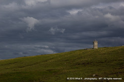 Doonagore Castle, Doolin (Ireland)