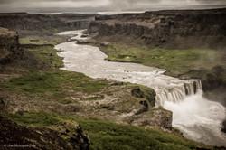 Hafragilsfoss, Iceland