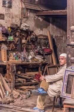 Maroccan craft