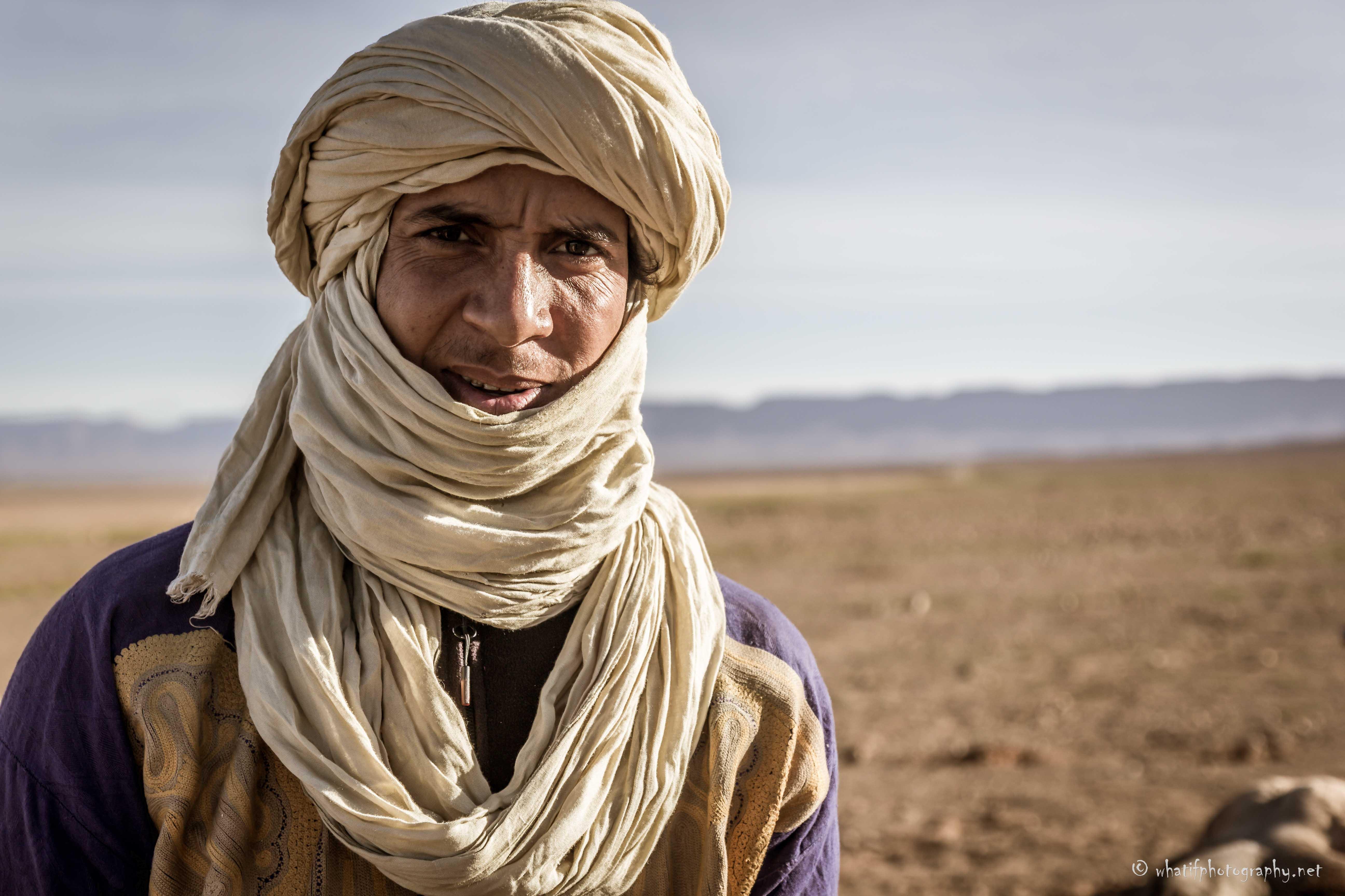 Berber from Zagora