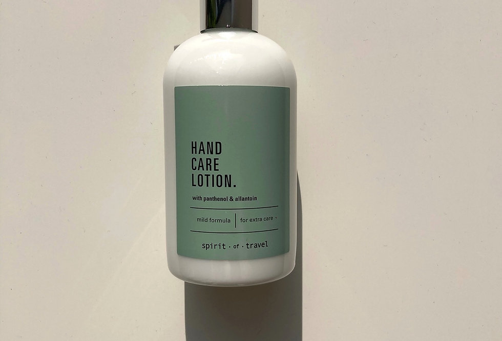Spirit of Travel Hand Care Lotion 300ml