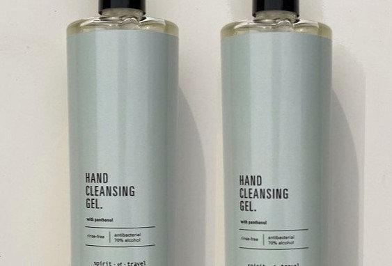 500ml Hand Cleansing Gel, Multipack of 2