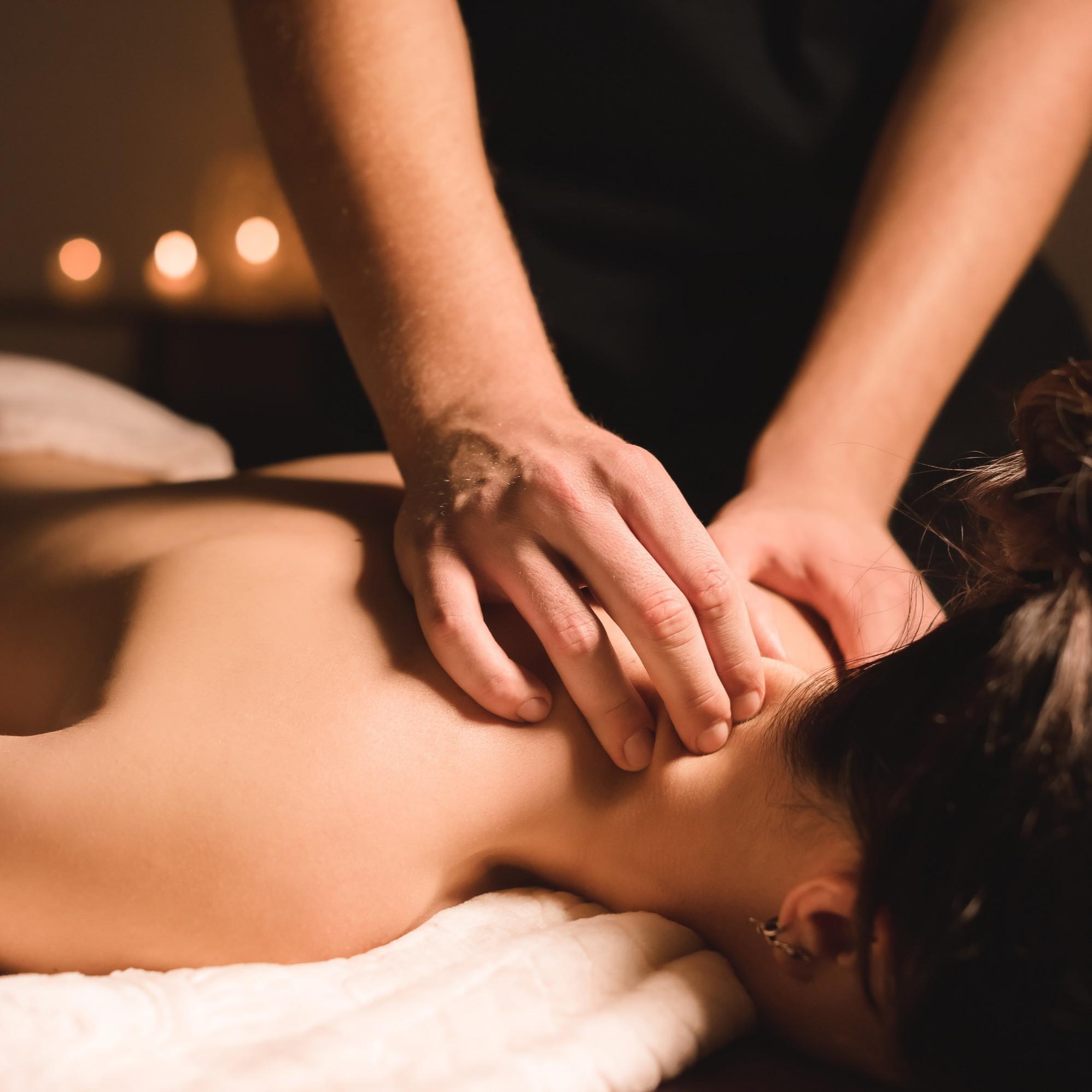 Massage 60 min (Nouveau client)