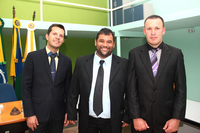 Vereador José de Mesquita será o novo presidente do Legislativo para 2016