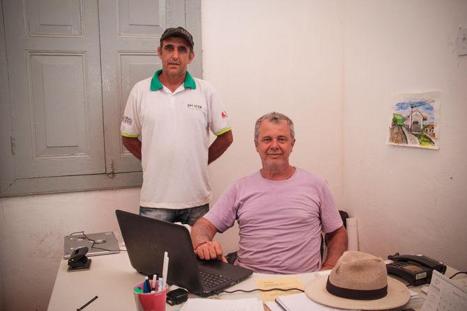 Entrevista com o Secretário Municipal de Agropecuária e Turismo de Arantina, Júlio Lacerda