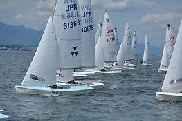 近畿北陸学生ヨット連盟 スナイプ