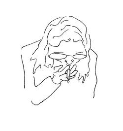 Quick Smoker Drawing