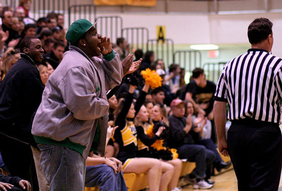 Youth Sports: The Effects of Heckling Fans