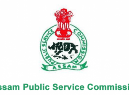 Everything you need for Assam Public Service Commission Exams