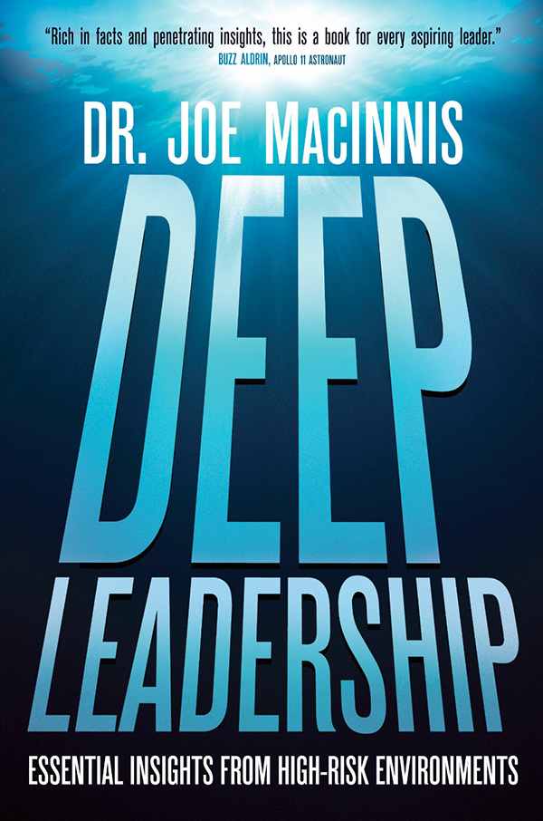 Deep Leadership book cover (