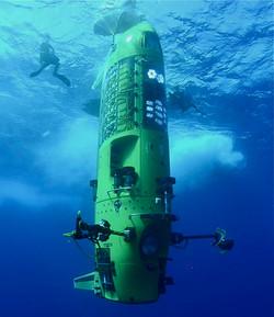 Deep Sea Challenger