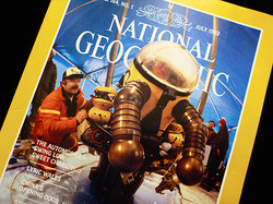 National Geographic Newt Suit cover