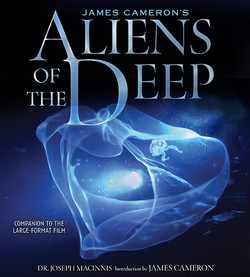 Aliens of the Deep book cover