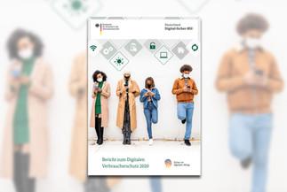 BSI veröffentlicht Bericht zum Digitalen Verbraucherschutz 2020