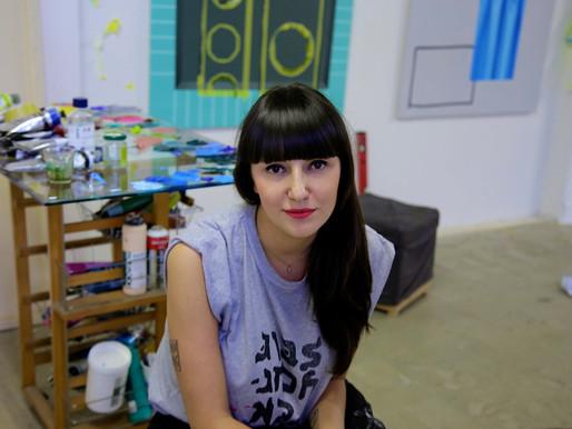 Artist's Talk mit der Künstlerin Anna Nero im Labor der Opelvillen in Rüsselsheim
