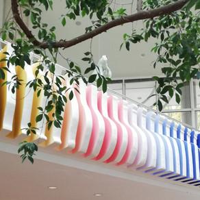 Exhibition IDENTITÄT at Jewish Community Centre Frankfurt - Inspiration amidst Corona Restrictions
