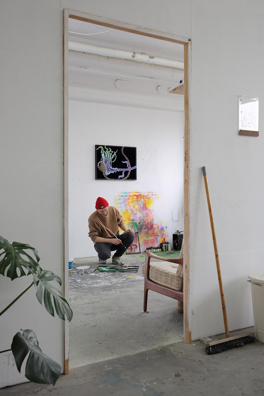 RPR ART, Mevlana Lipp, Atelier Gregor Guski