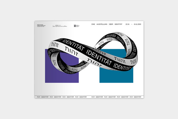 Exhibition Catalogue – IDENTITÄT at Jewish Community Centre Frankfurt