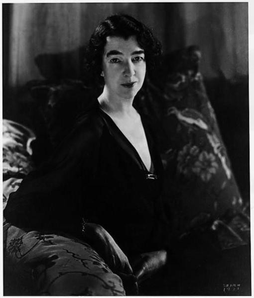 Gertrude Vanderbilt Whitney (1875–1942).