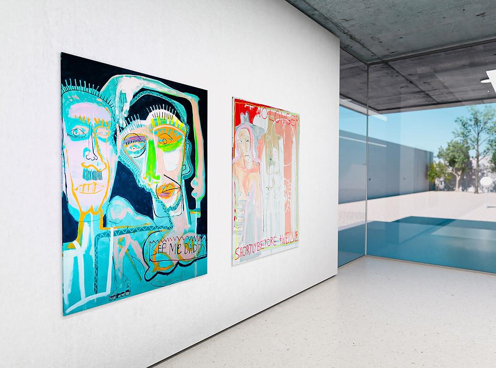 RPR ART | ARTSPACE NEXUS | Johanna Clara Becker