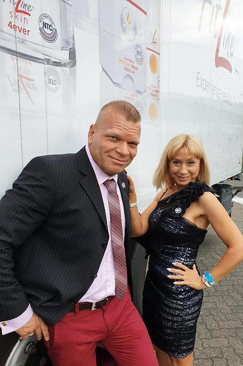Andreas Michael Gutekunst: Personal-Trainer & Galyna Alexandra Nebova: Beauty- und Lifestyle Coach