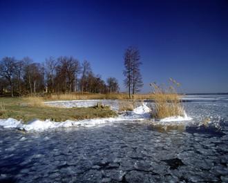 Schwielowsee im Winter