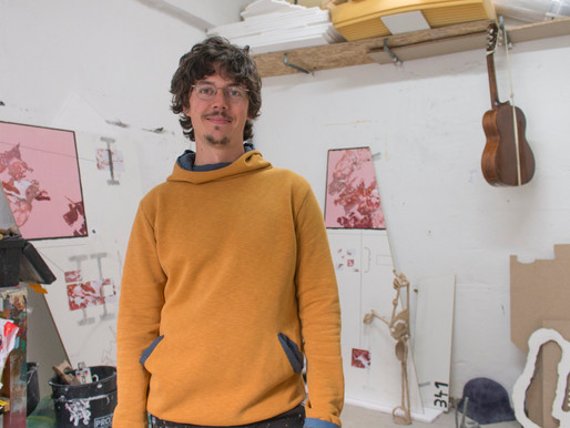 FROM SKELETON TO EXOSKELETON – PAUL SCHUSEIL ABOUT HIS ARTISTIC DEVELOPMENT TO SCULPTURE