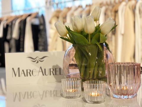 FashionSuite Hamburg // Dörte & Olaf Schrader // MARC AUREL · MILESTONE · MARY'S BY MARY · NADINE H · SHANNA · COPPER LUXURY / FORREST & LOVE · HAUPT · HERRLICHER · KITARO · SHOCKLY · SURPLUS WARDROBE