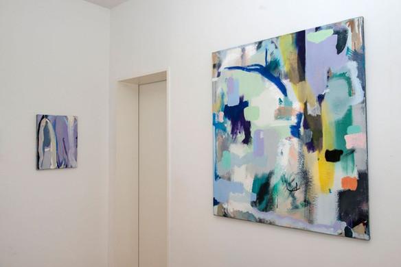 Paintings by Sophie Heinrich