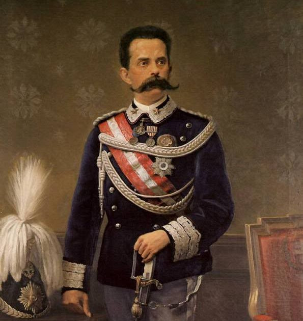Umberto I, Kind of Italy (1844–1900).