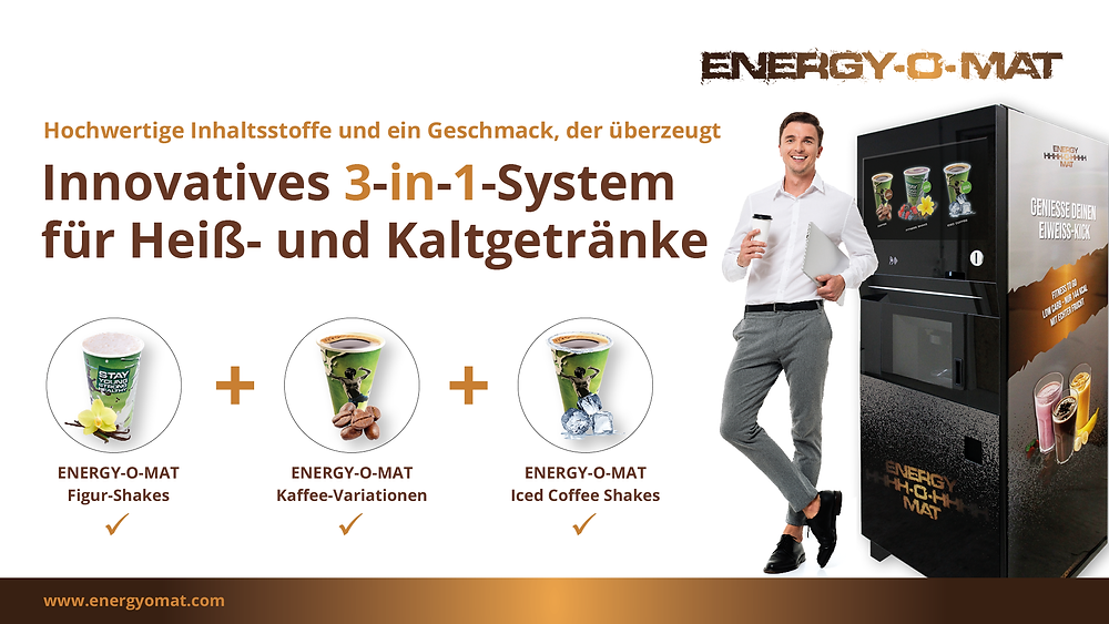 ENERGY-O-MAT: Jetzt Vertriebshändler werden und ein Produkt verkaufen, dass nicht jeder verkauft (Model: Shutterstock)