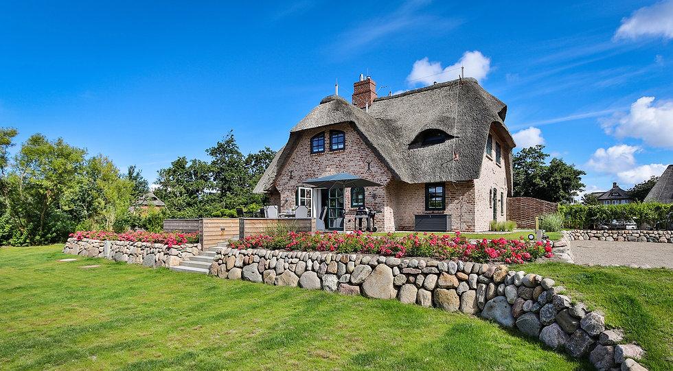 REET & RESIDENCE I | Ihr Luxus-Ferienhaus auf Sylt | Keitum